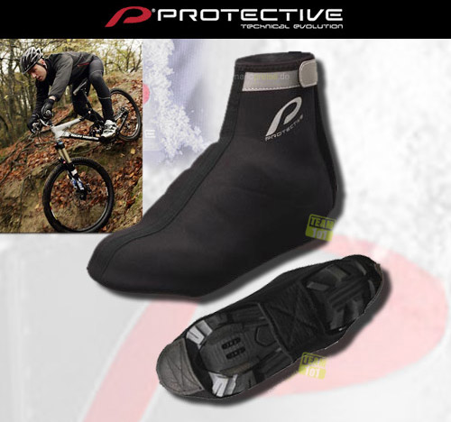 PROTECTIVE MTB Überschuhe NEOPREN Bootie shoe cover
