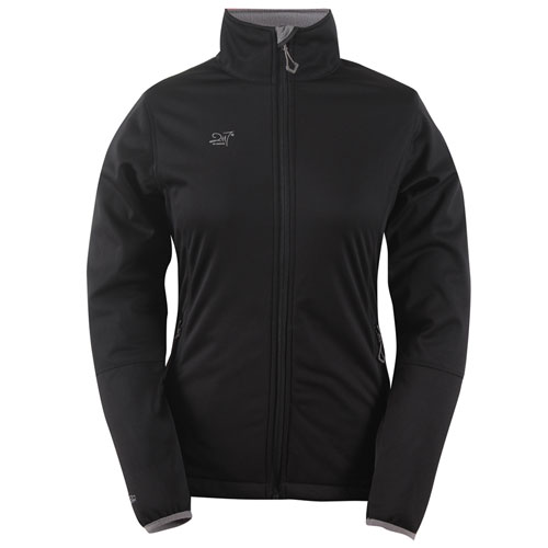 2117 of Sweden Damen Outdoor Softshell Jacke Skratten 7916908-010 schwarz