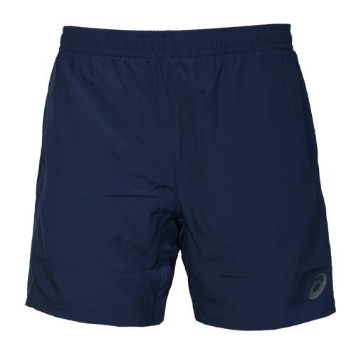 Asics Herren Short Trainingshose Woven Short blau