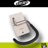 BBB Fahrradwandhalter ParkingHook BTL-26 silber-schwarz