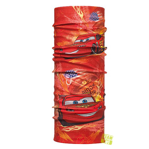 Buff Kinderhalstuch Kopftuch Schlauchtuch CARS PISTON CUP