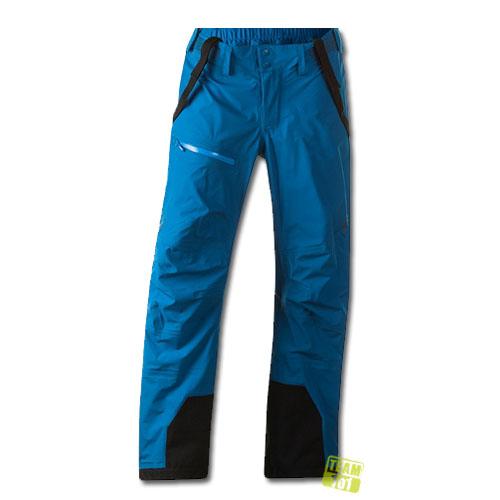 bergans damen skihose tourenhose storen lady blau ebay. Black Bedroom Furniture Sets. Home Design Ideas