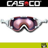 Casco Skibrille FX70 FX-70 Vautron weiß