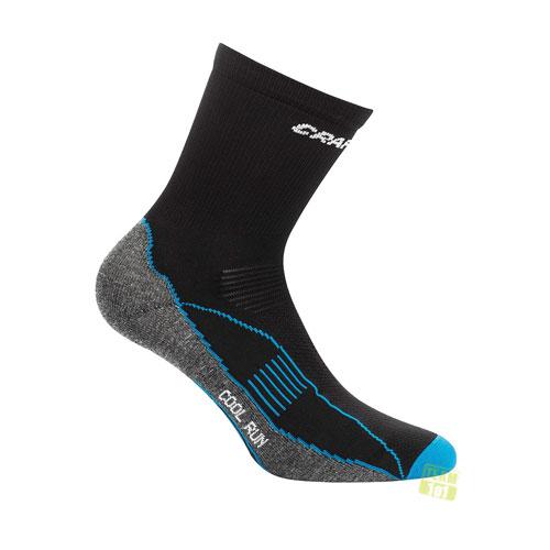 Craft Laufsocken Cool Run Sock schwarz