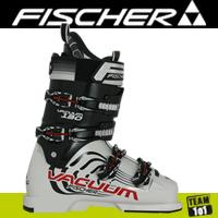 Fischer Skischuhe Skistiefel Soma Vacuum Flex 130 schwarz/weiß