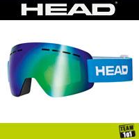 Head Unisex 3735-36 Skibrille Allride Solar FMR blau