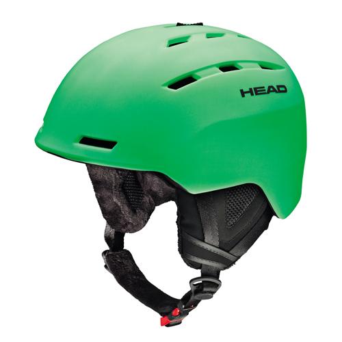 Head Herren Skihelm Snowboard Helmet Varius grün green