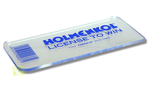 Holmenkol Plexiklinge 3mm Art.-Nr. 20630
