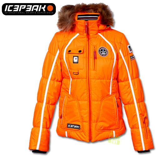 Icepeak damen mercia winter ski jacke