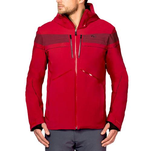 kjus herren skijacke men speed reader jacket ms15 a08 rot. Black Bedroom Furniture Sets. Home Design Ideas