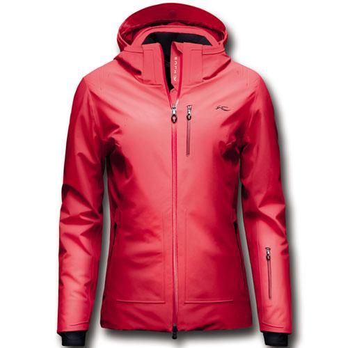 kjus damen skijacke edelweiss jacket rot ebay. Black Bedroom Furniture Sets. Home Design Ideas