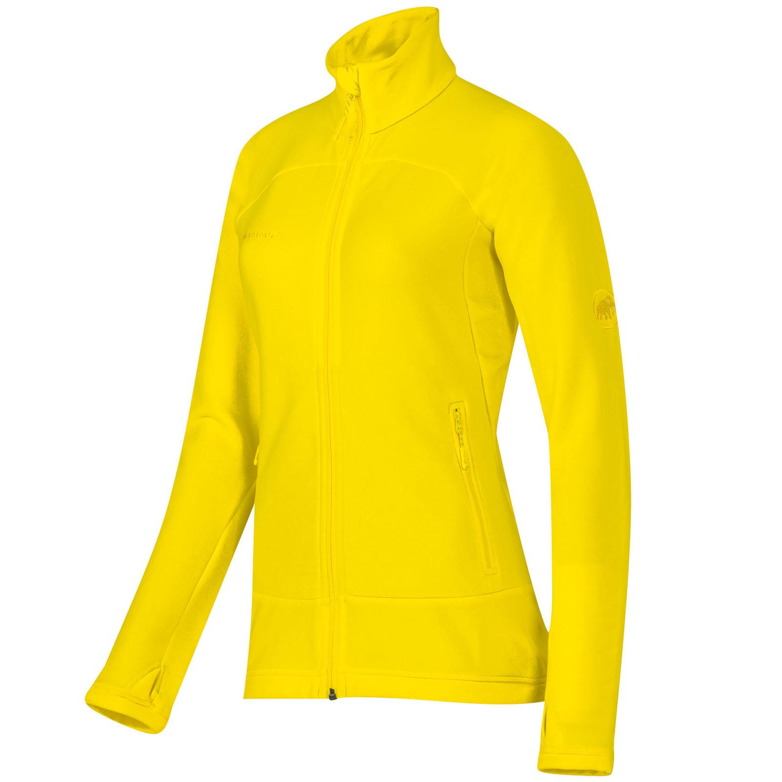 promo code 8a582 53662 Mammut Damen Skitourenjacke Aconcagua Jacket gelb