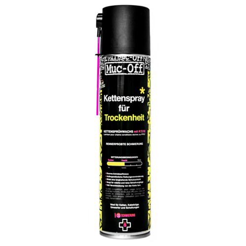 Muc-Off Dry PTFE 400ml, deutsch
