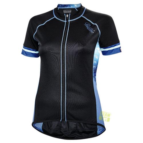 Protective Damen Fahrradtrikot kurzarm BARI schwarz