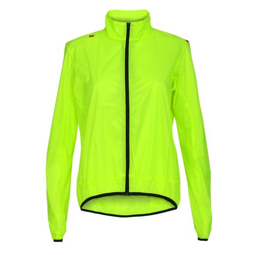 Sportful Damen Fahrradjacke Regenjacke HOT PACK W JACKET gelb