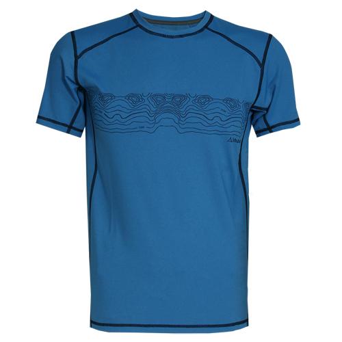 Schöffel Herren T-Shirt FuGeorgetown Funktionsshirt 21781-8501 blau