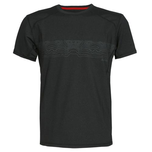 Schöffel Herren T-Shirt Funktionsshirt Sportshirt Laufen Wandern Georgetown grau