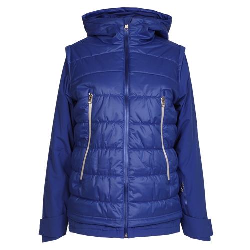 Spyder Damen Skijacke Moxie Jacket blau