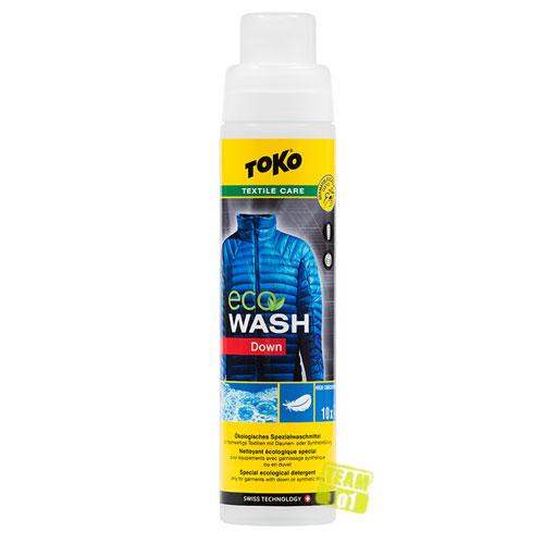 TOKO Spezialwaschmittel für Daunenfüllung Eco Down Wash 5582606 250ml