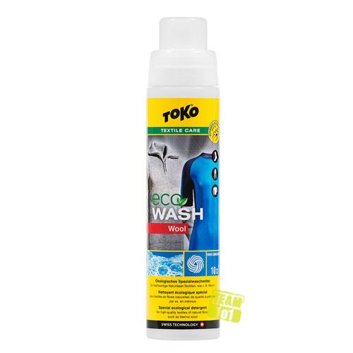 TOKO Spezialwaschmittel für Wollbekleidung Eco Wool Wash 5582609 250 ml