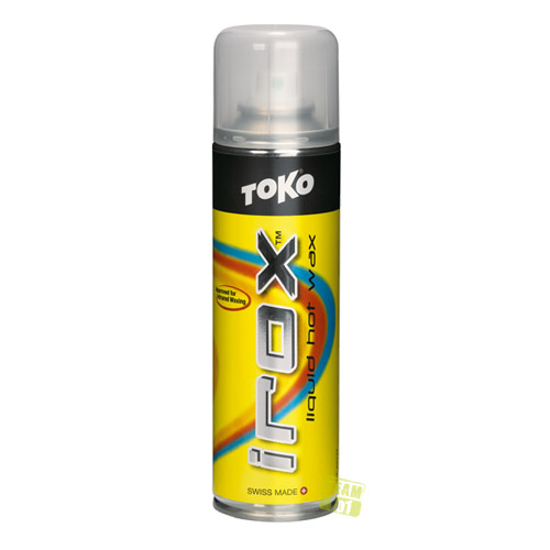 Toko Heißwachs sprühbares Heißwax Irox 250 ml