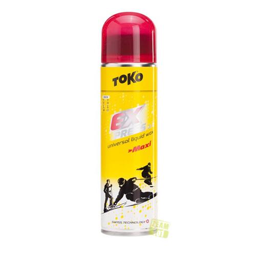 Toko Flüssigwachs Express Maxi Flüssigwax 200ml 5509264
