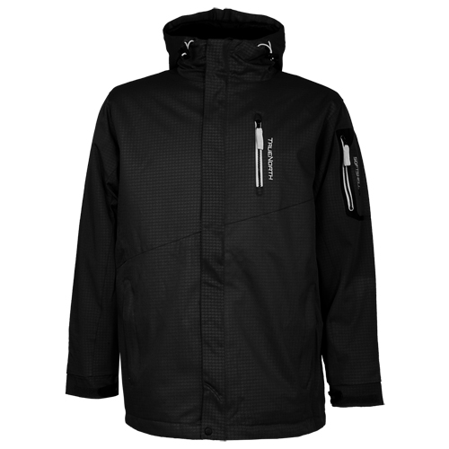 True North Herren Skijacke 7512221 schwarz