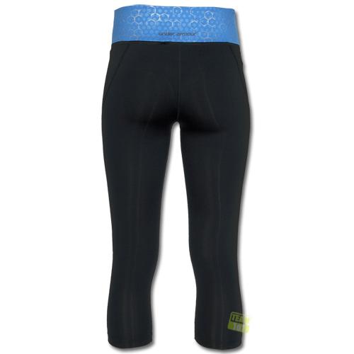 under armour damen sporthose fitnesshose 3 4 lang sonic. Black Bedroom Furniture Sets. Home Design Ideas