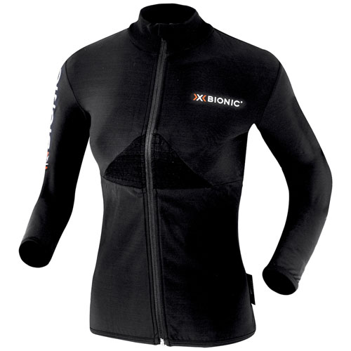 X-Bionic Damen 2nd Layer Skirolli Funktionsjacke Full Zip nur noch Gr. 40 (L)
