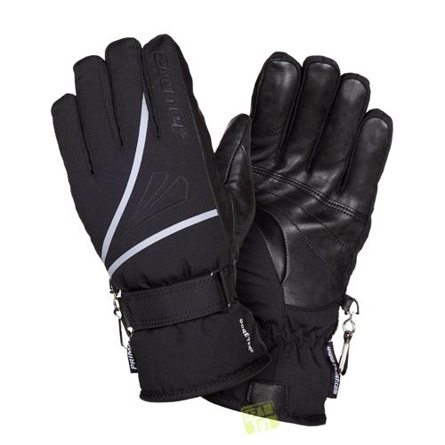 Ziener Damen Skihandschuhe KAMET GTX Goretex schwarz