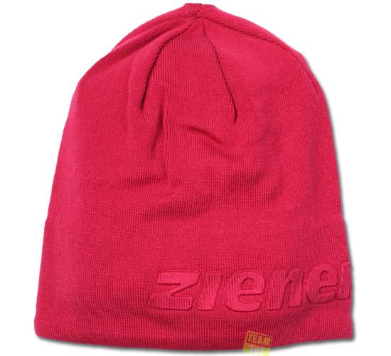 Ziener Wintermütze Skimütze BILLY pop pink