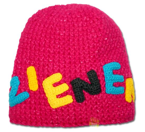 Ziener Wintermütze Skimütze ISSOURI pop pink Gr.S/M
